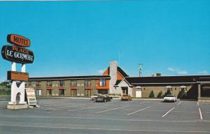 Motel Place Germoir , MONTMAGNY , Quebec , Canada , 40-60s