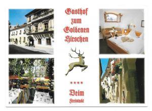Germany Hotel Diem Freistadt Gasthof Goldenen Hirschen