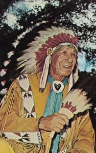 Omaha & Winnebago Tribes Chief , 50-60s