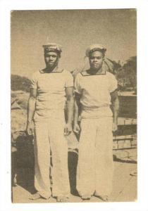 Aux Nouvelles - HEBRIDES (now Vanuatu), Matelots de la Reserve Navale, 1910s