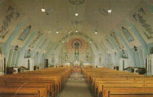 BEAUVOIR - SHERBROOKE, Quebec, 50-60s;  Shrine of the Sacred Heart