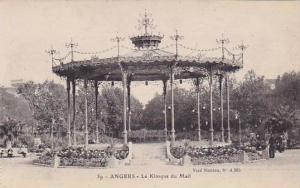 Le Kiosque Du Mail, Angers (Maine et Loire), France, 1900-1910s