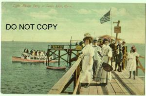 Light House Ferry, Savin Rock Conn