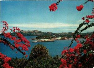 CPM Nossi-Bé. Vue générale du Port. MADAGASCAR (626633)