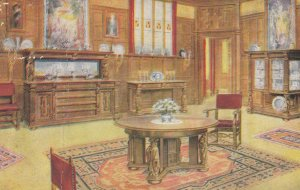WORCESTER , Mass. , 1911 ; Atherton Furniture Company
