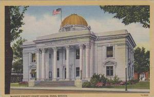 NevadaReno Washoe County Court House