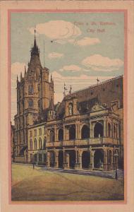 COLN e. Rh. Rathaus, City Hall, North Rine-Westphalia, Germany, 10-20s