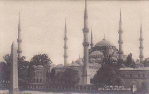 RP: Constantinople , Turkey , 00-10s ; Mosquee Sultan Ahmed