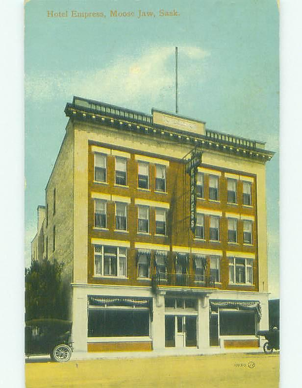 Divided Back EMPRESS HOTEL Moose Jaw SASKATCHEWAN HQ5020