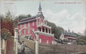 Scala Santa, Ste. Anne de Beaupre, Quebec, Canada, PU-1907