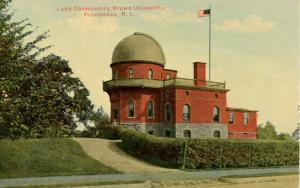 RI - Providence. Brown University, Ladd Observatory      (Astronomy)