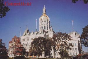 Connecticut Hartford State Capitol Building
