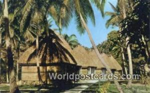 Korolevu Fiji, Fijian Bure Accomodation Korolevu Bure Accomodation