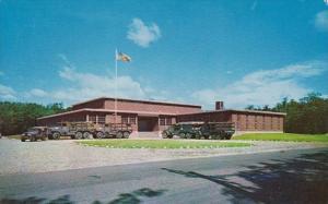 Military Sanford State Armory Sanford Maine
