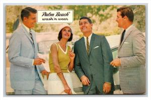 21755  Palm  Beach Company Wash'n Wear  mens suits