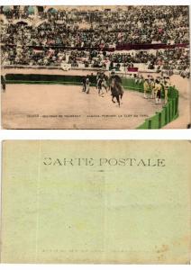 CPA Bullfighting - Nimes - Algazil Portant la Clef du Toril (776138)