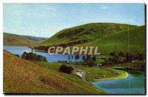 Modern Postcard St Mary's Loch Selkirkshire
