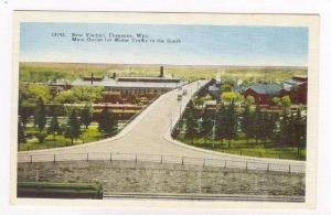 New Viaduct , Cheynne , Wyoming, 30-40s