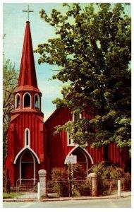 California  Sonora , St.James Episcopal Church
