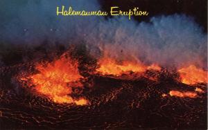HI - Halemaumau Eruption, 1967 (Volcano)