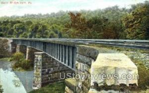 Black Bridge, P.R.R. -pa_york_0138