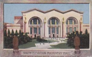 North Elevation Machinery Hall Panama-Pacific Expo 1915 San Francisco