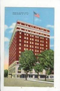 Francis Marion Hotel , Charleston , South Carolina, PU-1941