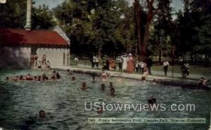 Swimming Pool, Lincoln Park