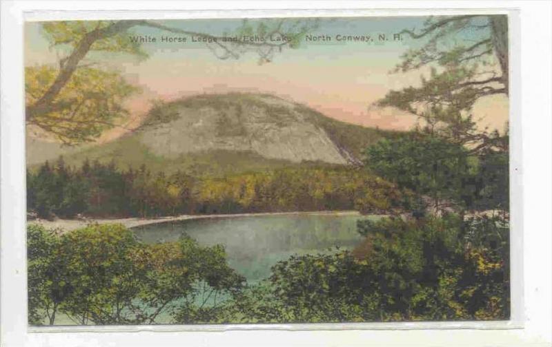 White Horse Ledge & Echo Lake, North Conway, New Hampshire, 1900-1910s