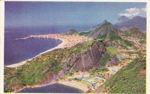 Aerial View, Rio de Janeiro, Brazil, 10-20s