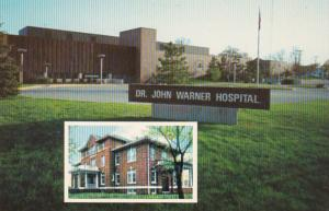 Illinois Clinton Dr John Warner Hospital