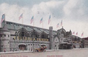 CHICAGO, Illinois, PU-1911; Coliseum Garden