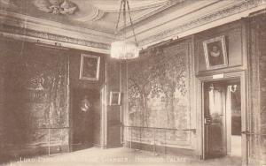 Scotland Edinburgh Holyrood Palace Lord Darnley's Audience Chamber