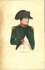 NAPOLEON BONAPARTE in Uniform (1910s) C.St.54