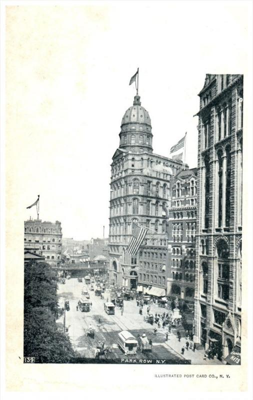 10407  New York City    Park Row