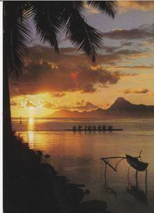 Sunset View, TAHITI, PU-1979