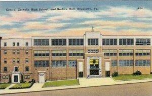 Pennsylvania Allentown Central Catholic High School & Rockne Hall