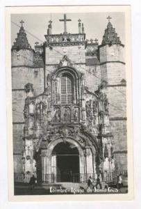 RP  Coimbra, Portugal, 1910-30s   Igreja de Santa Cruz #2
