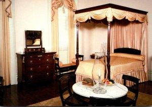 Georgia Savannah Owens-Thomas House Lafayette Bedroom