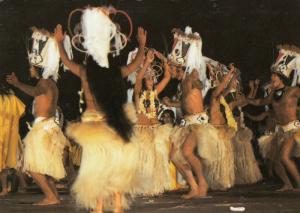TAHITI, 50-70s; Le groupe de danse Te Maeva de Coco