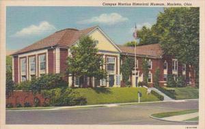 Ohio Toledo Campus Maartius Historical Museum Curteich