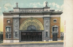 LEWISTON , Maine, 00-10s; Empire Theater