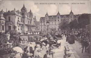 Monaco Monte Carlo Le Casino Hotel de Paris