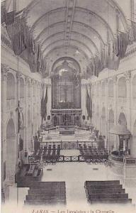 Les Invalides: La Chapelle, Paris, France, 00-10s