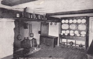 PEVENSEY, Sussex, England, 1930-1950s; Part Of The Kitchen-Mint House