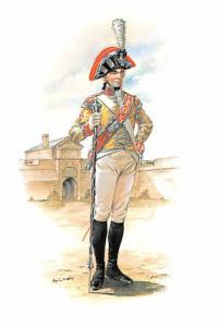 Stadden Uniform Card - BMU 11 Drm Major