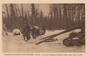 Mission , Nord Canadien (North Canada ) , 1910s ; #1
