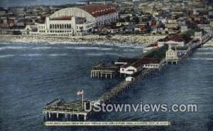 Ocean, Auditorium & Convention Hall Atlantic City NJ Unused