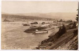 RPPC, Columbia River, Cascade Locks, Hiekway Or