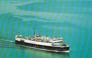 Canada M V Abegweit Car Ferry Operating  BordenPrince Edward Island  to Cape ...